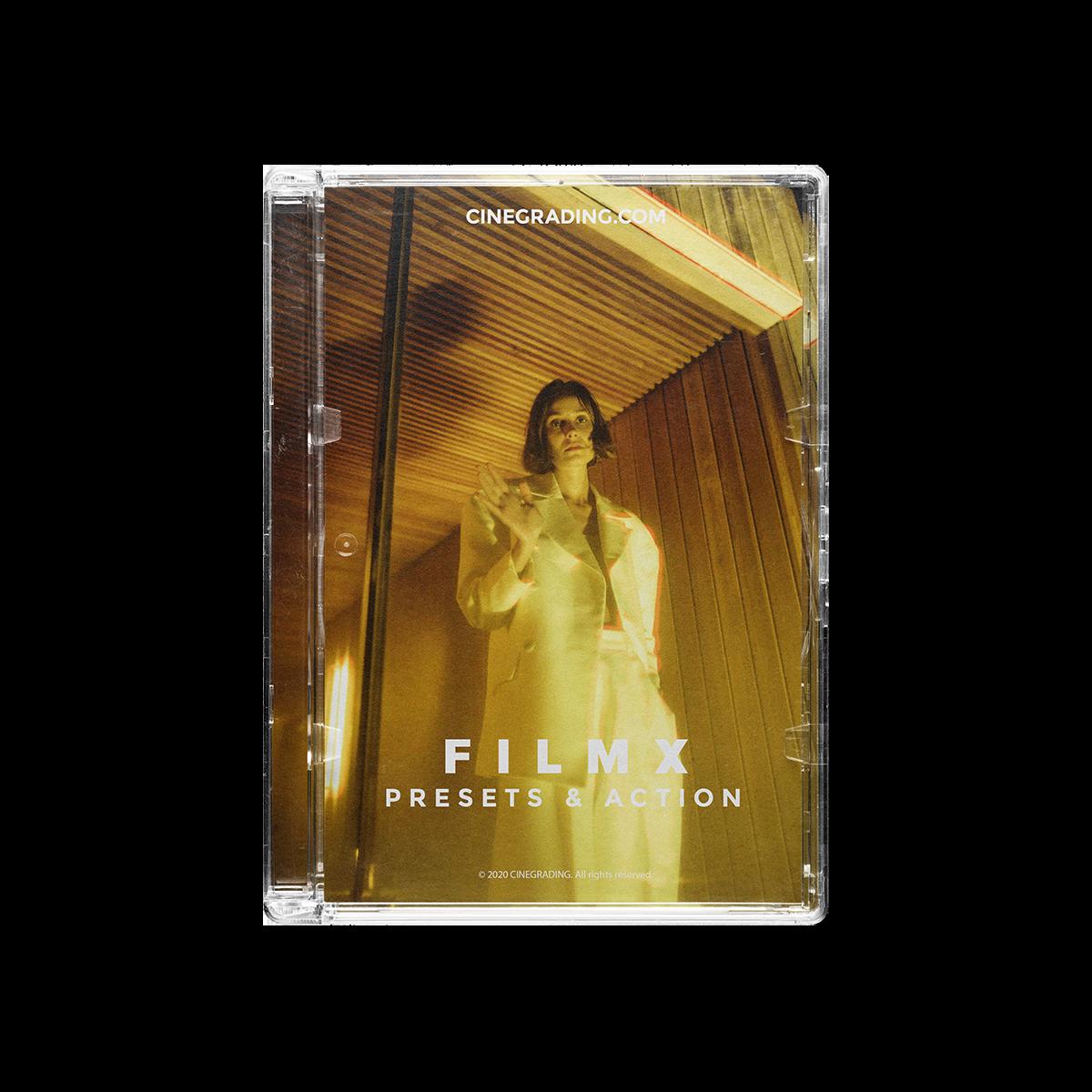 CINE FILMX PRESETS & ACTION