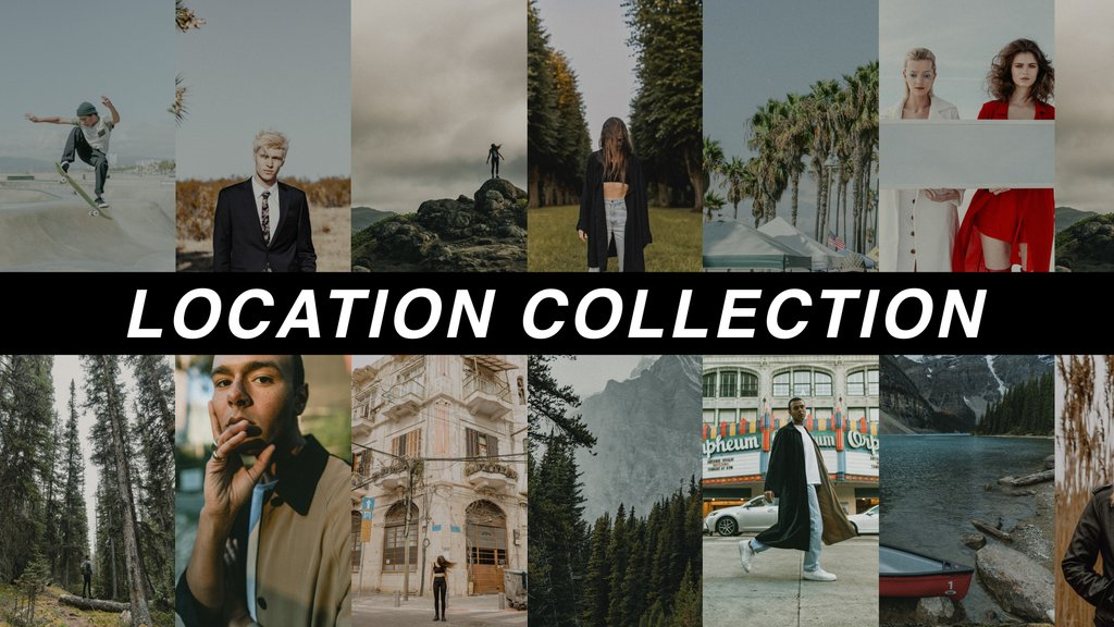 2020 LOCATION COLLECTION