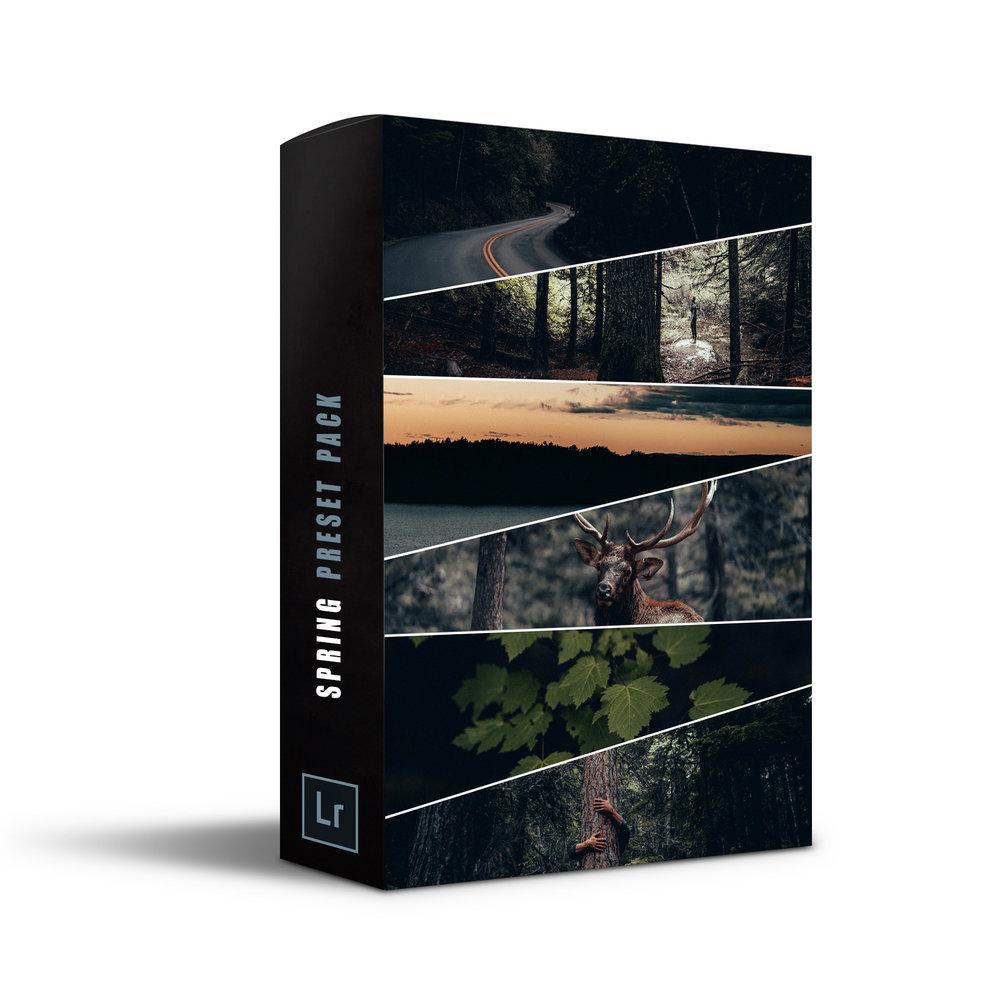 Alen Palander - Spring Pack - 12 Premium Presets