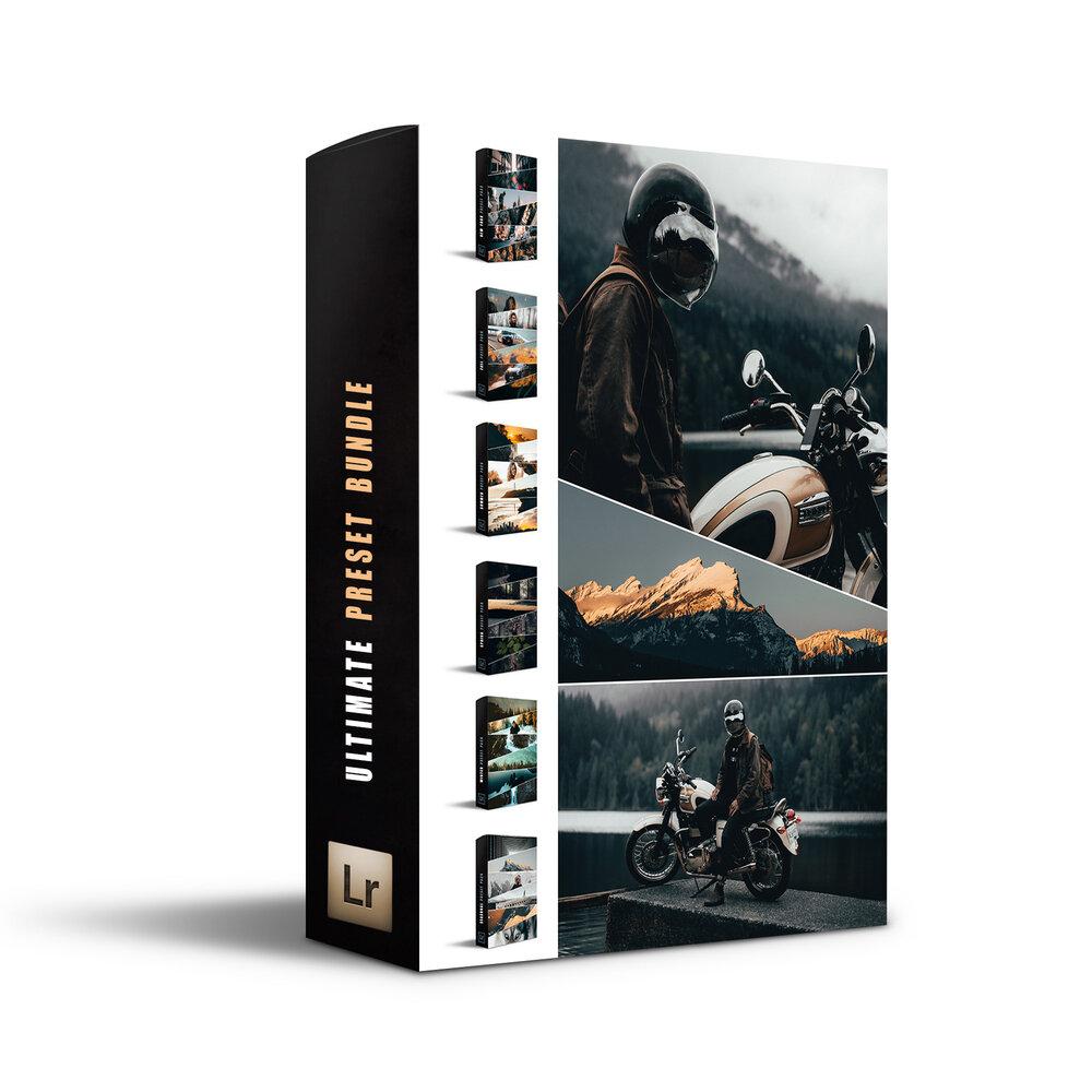Alen Palander - Ultimate Preset Bundle - 74 Premium Presets