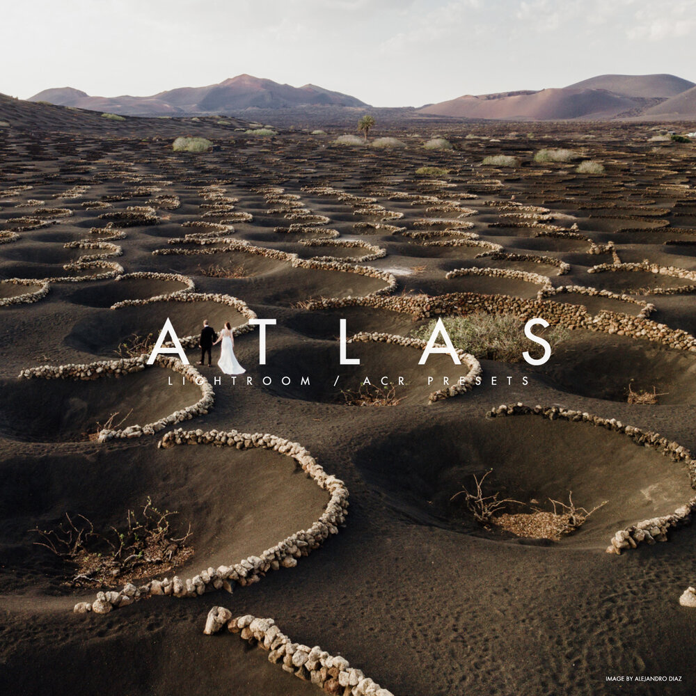 Archipelago ATLAS LR ACR PRESETS