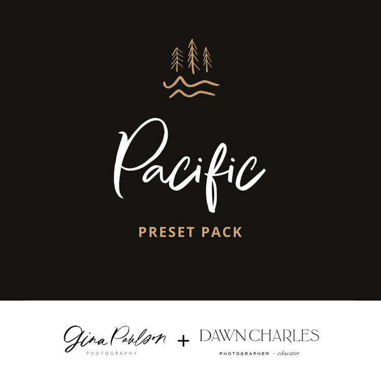 GP x DC 'PACIFIC Pack' PRESETS