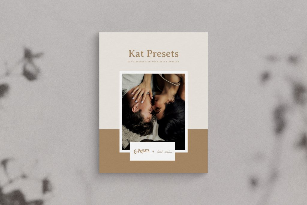 G-Presets - Kat Presets: A collaboration with Katch Studios