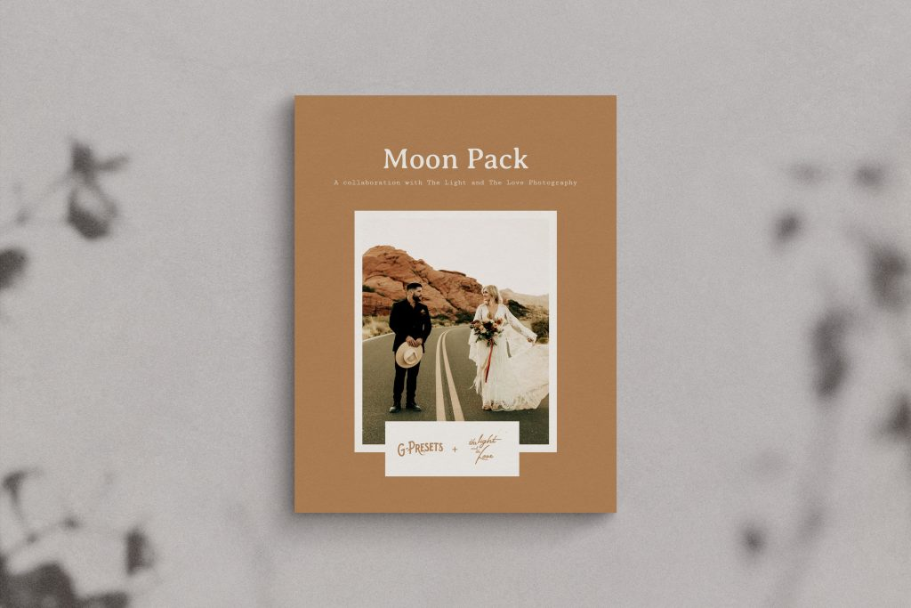 G-Prests - MOON PACK: A collaboration with The Light and The Love Photography