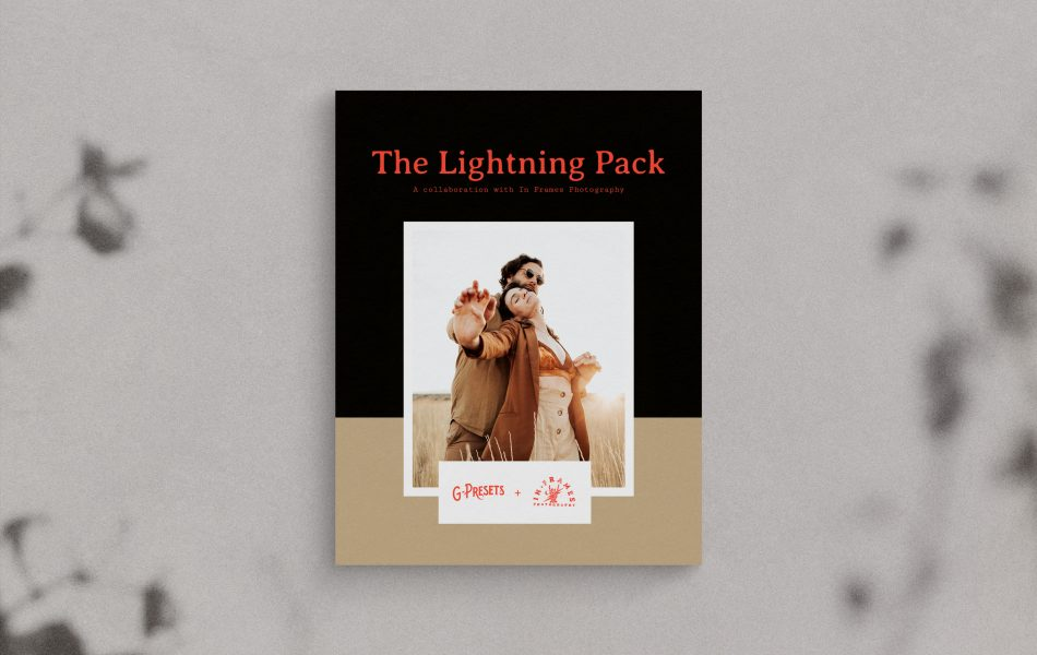 G-Prests - THE LIGHTNING PACK: A collaboration with In Frames Photography