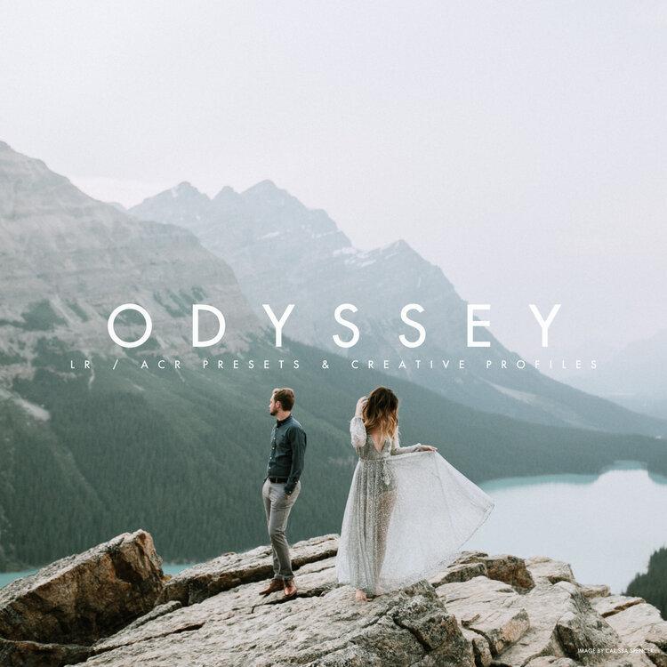 Tribe Archipelago - Odyssey Lightroom presets
