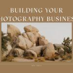 Beba Vowel - BUILDING YOUR PHOTOGRAPHY BUSINESS