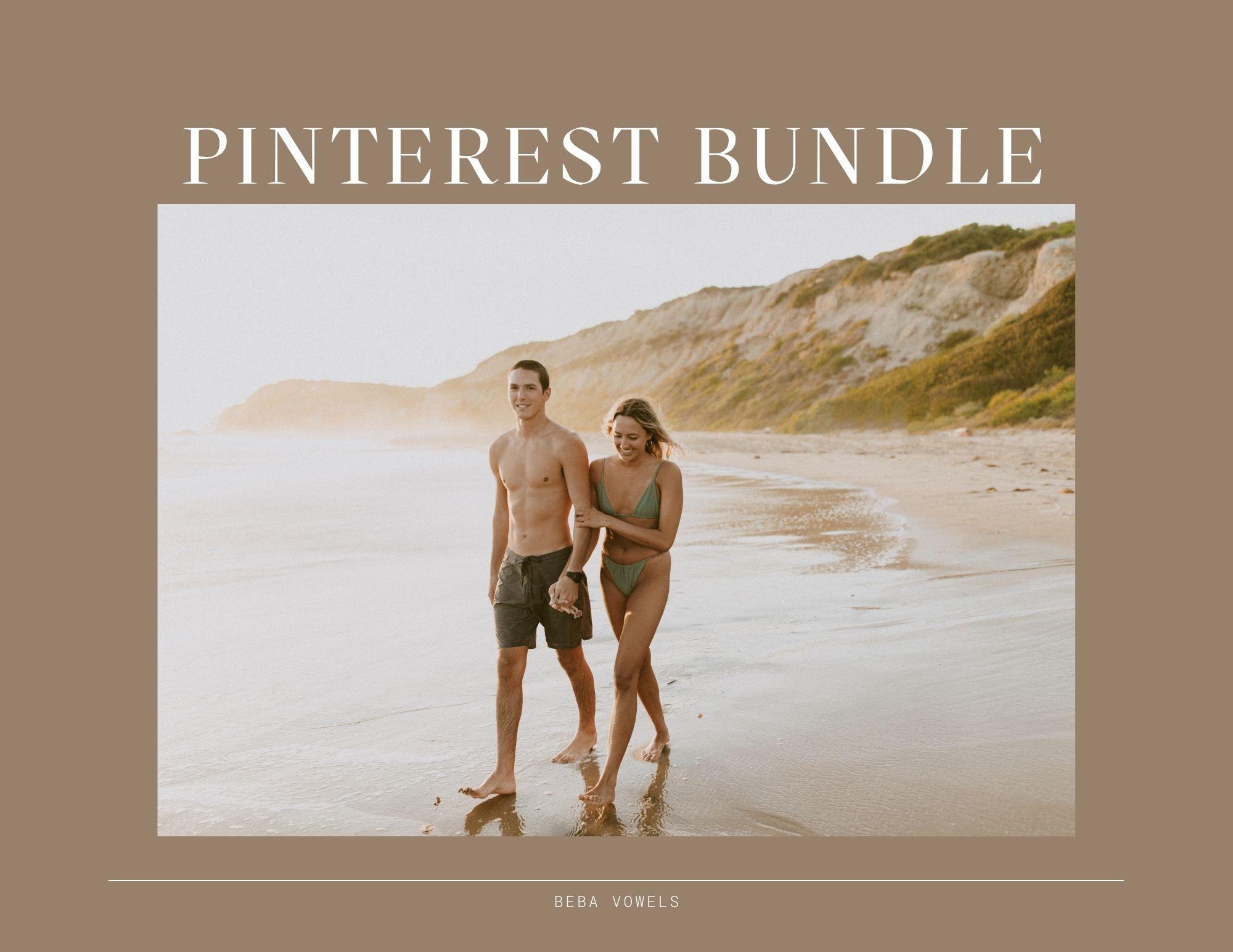Beba Vowel - Pinterest Guide