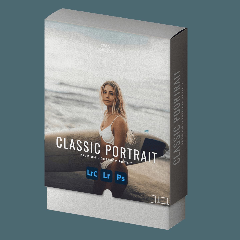 Sean Dalton - Classic Portrait Preset Pack