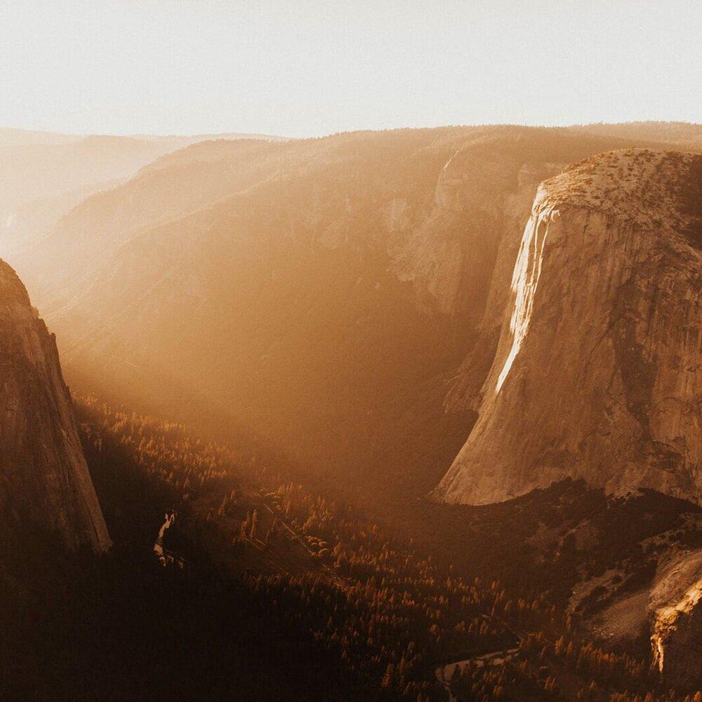 Anni Graham - Yosemite Pack