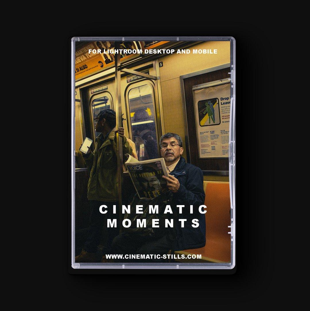 Cinematic Stills CINEMATIC MOMENTS