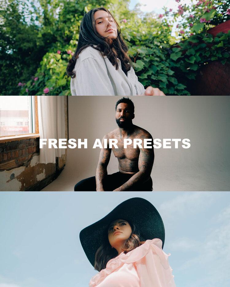 FRESH+AIR+PRESETS