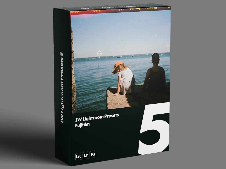 Jamie Windsor - JW Lightroom Presets 5 - Fujifilm