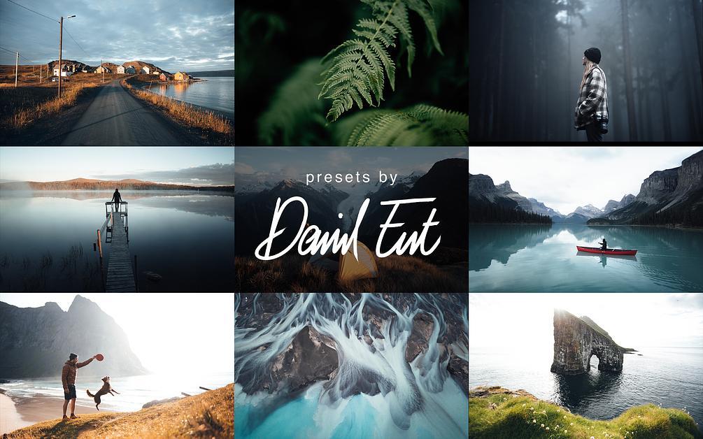 Daniel Ernst Lightroom Presets and Video Guide