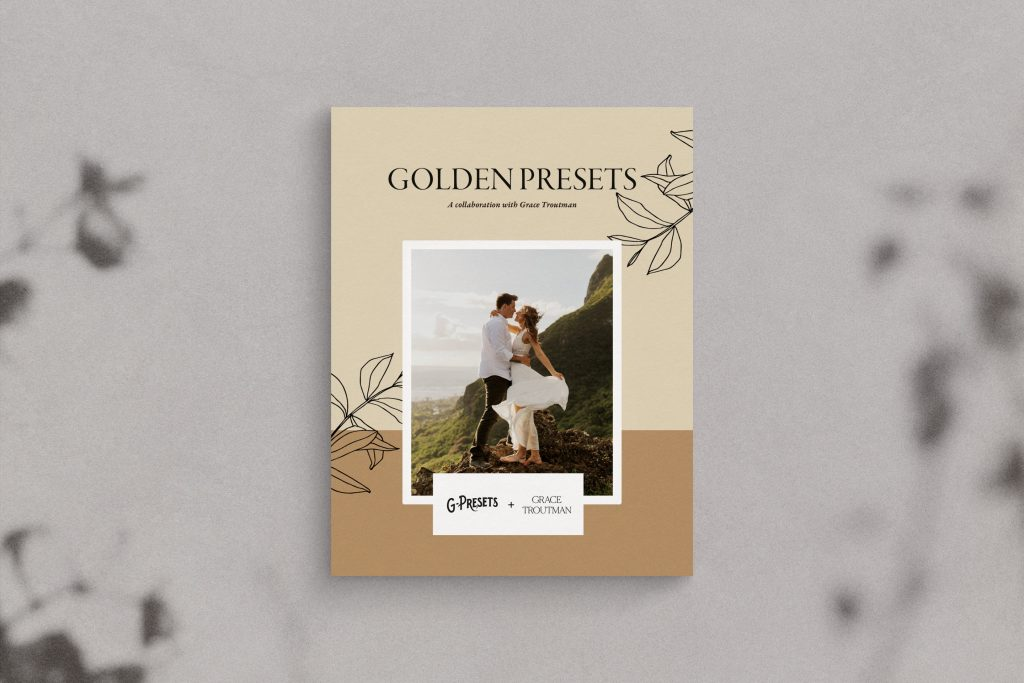 G-Presets - Golden Presets: A collaboration with Grace Troutman