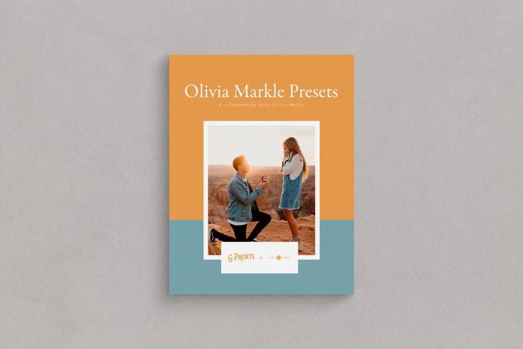 G-Presets - Olivia Markle Presets: A collaboration with Olivia Markle