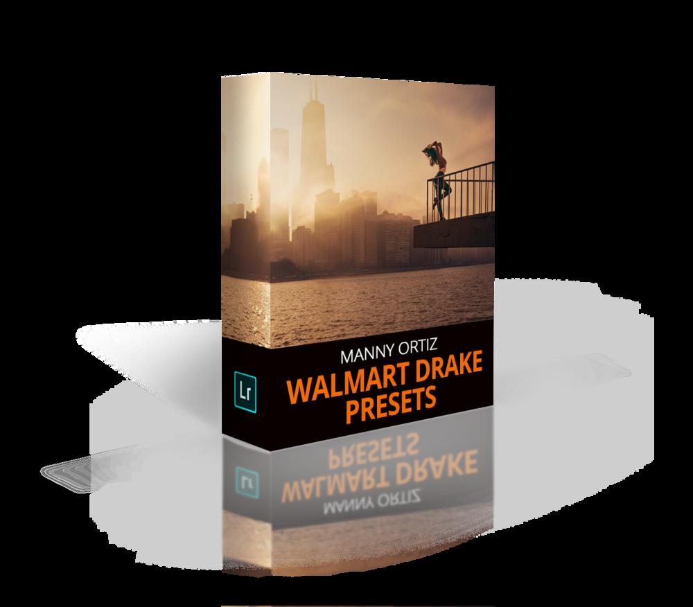 Manny Ortiz Walmart Drake Preset Pack V2