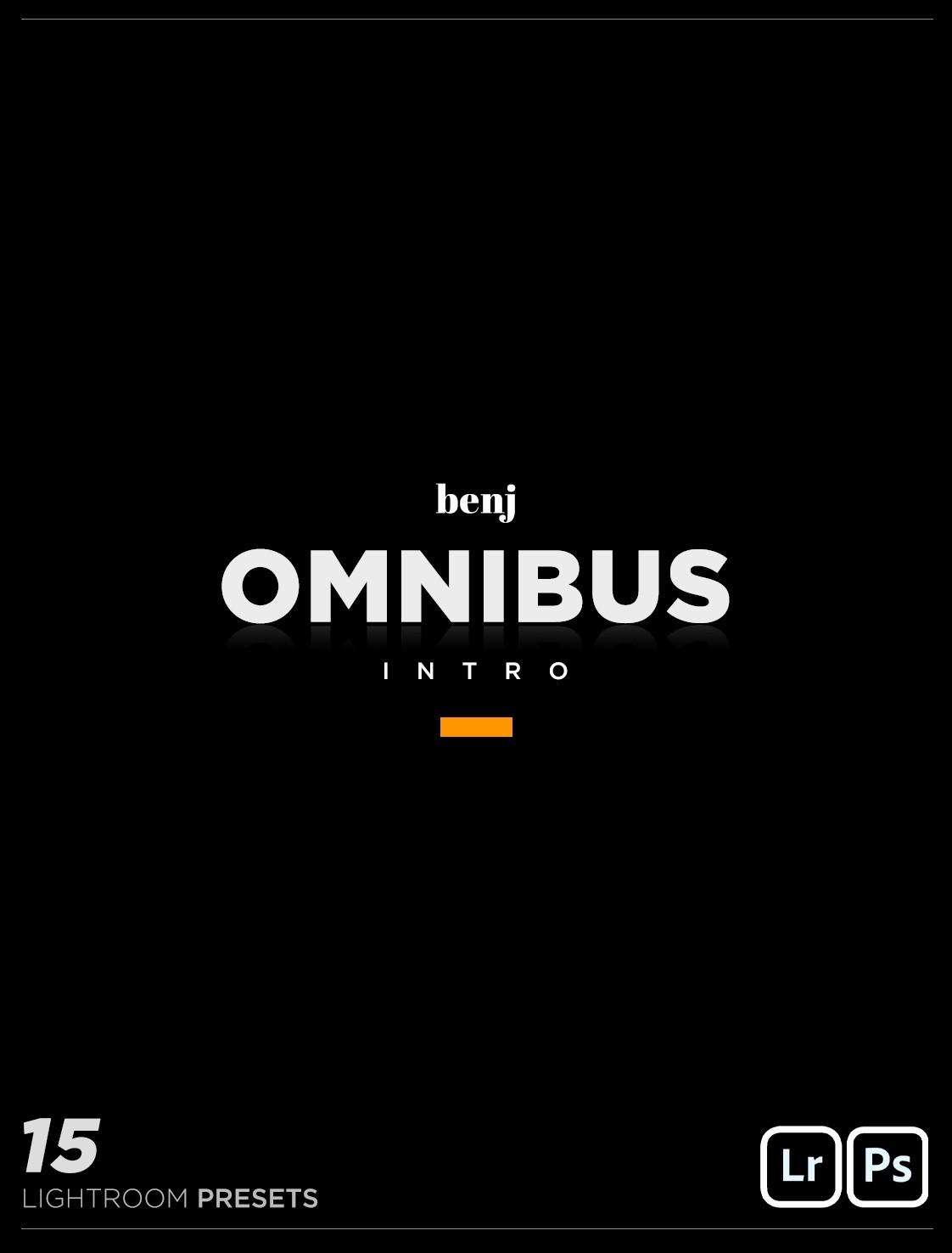 benj™ Benj Villena benj Omnibus The Complete Collection